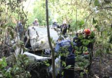 Родину, загиблу в аварії, поховали у день смерті старшого сина