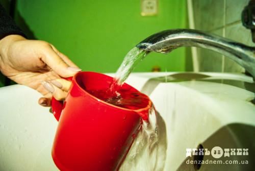 У Шепетівці в чотирьох багатоквартирних будинках не буде води