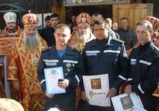 Шепетівського рятувальника нагородили церковним орденом
