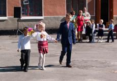 Перший дзвоник у школах Шепетівщини після «оптимізації»