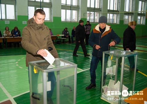 Як голосувати не за місцем реєстрації