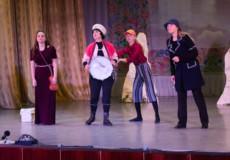 Актори-аматори порадували шепетівчан виставою