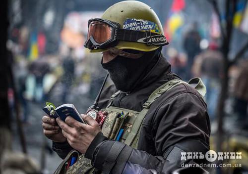 Шепетівчанин Володимир Абрамчук після Майдану пішов у «Айдар»