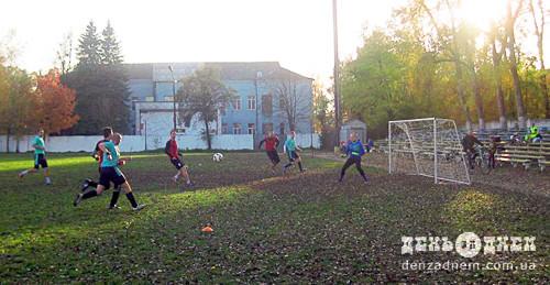 Команда «Вимпел»— переможець чемпіонату Шепетівки з футболу 8х8