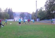 У чемпіонаті Шепетівки з футболу 8х8 лідирує «Локомотив»