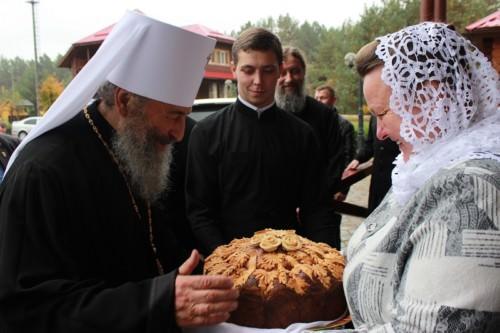 Предстоятель УПЦ освятив собор у Шепетівській єпархії