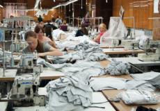 На Хмельниччині виробництво одягу та шкіри збільшилося на 9%