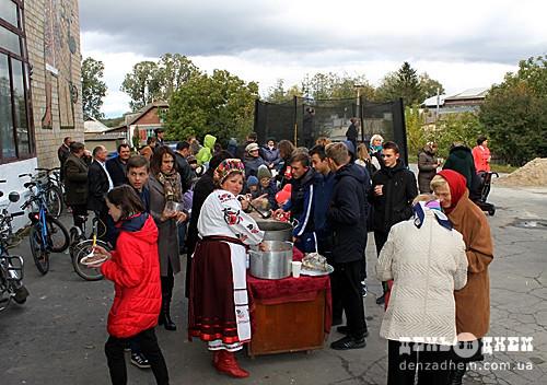 Селяни у Шепетівському районі відзначили свято села