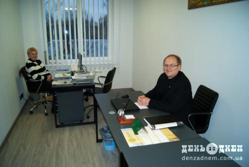 У Шепетівці корпорація «Сварог Вест Груп» урочисто відкрила новий офіс