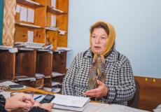 Шепетівчанка Людмила Остапчук 30 років працює черговою у кімнаті відпочинку пасажирів