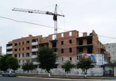 Хмельниччина тримає темпи будівництва