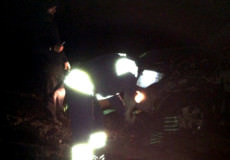 Позашляховик у Шепетівському районі «не пройшов» по бездоріжжю