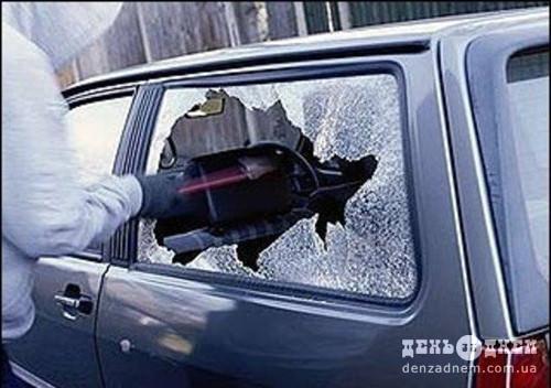 Автозлодії 14 квітня вчинили два пограбування