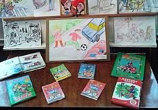 Читачі шепетівської дитячої бібліотеки взяли участь Всеукраїнському конкурсі