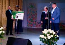 Корпорація «Сварог Вест Груп» подарувала Ленковецькій ОТГ 400 тисяч гривень