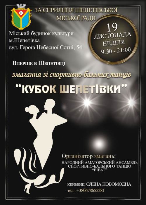 Кубок Шепетівки