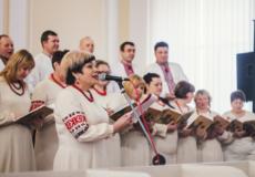 Академічний народний хор відзначив ювілей