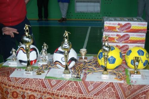 У переддень Різдва змагалися за «Кубок Півночі Поділля— mini»