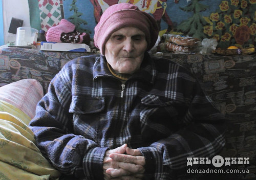 Довгожитель із Серединців незабаром відсвяткує соте Різдво