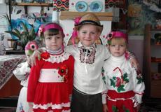 Дошкільнята в Шепетівському районі побували на Андріївських вечорницях