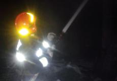 Шепетівські вогнеборці врятували склади від знищення