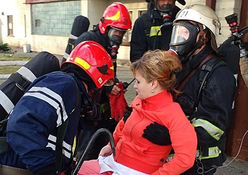 Пожежа в дитячому відділенні вузлової лікарні — всі врятовані