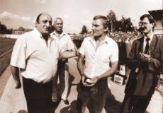 Грузин-бізнесмен, який прославив шепетівський футбол