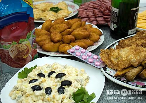 У Шепетівській ДПСС нагадали про здорове харчування у святкові дні
