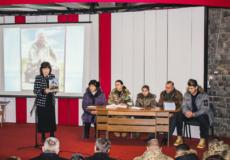 Презентували книгу про загиблого шепетівчанина Ігоря Ляшенка