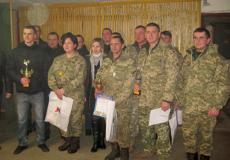 У Шепетівці завершилася відкрита спартакіада серед військовослужбовців