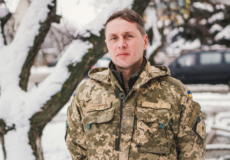 Олексій Філатов продовжив сімейну традицію військових