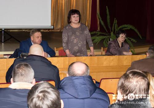 Госпітальна рада Шепетівського округу вже має голову