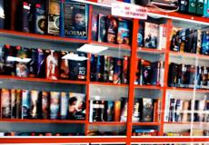 У Шепетівці найбільше купують книги перед святами