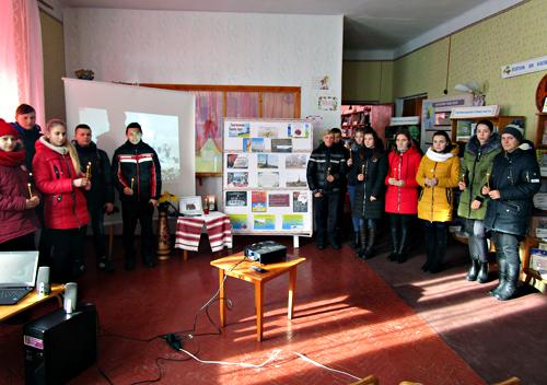 У Шепетівському районі вшанували героїв Крут