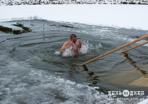 Найкраще місце для Йорданського купання підготували шепетівські рятувальники