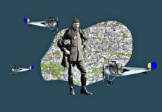 Понад 10-ліття Старокостянтинівська бригада тактичної авіації носить ім'я Петра Франка