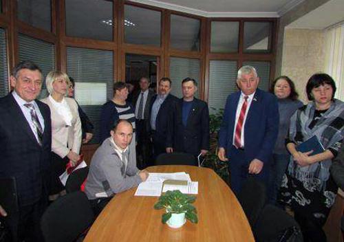 Мер Шепетівки переймав досвід у Новоград-Волинську