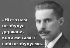 Постать В'ячеслава Липинського в контексті Української революції 1917–1921 роках