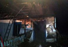 Вогнеборці ліквідували пожежу за чотири хвилини