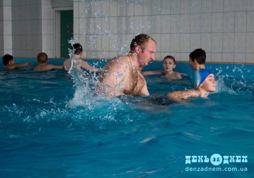 У Шепетівці басейн із 9 липня відновить роботу