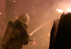 Новорічна ніч для шепетівських рятувальників пройшла спокійно