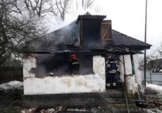 У Решнівці при пожежі загинула 90-літня жінка