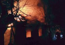 На пожежі в Заріччі загинув власник будинку