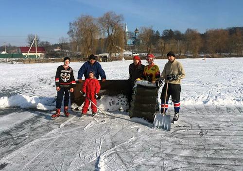 На Шепетівщині популяризують активне зимове дозвілля