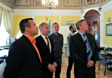 Перший крок з Шепетівки у Європу