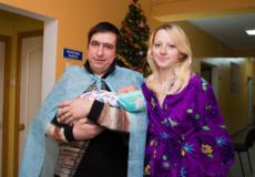 Хто в Шепетівці народився першим у Новому році?