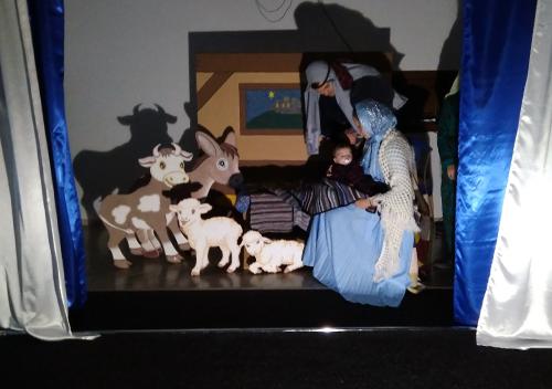 У Шепетівці для людей з особливими потребами презентували різдвяну виставу
