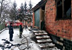 У Шепетівці під час пожежі загинув<br>35-річний чоловік