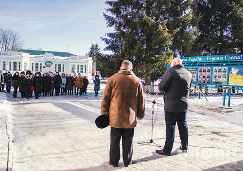 Шепетівчани оцінюють зміни після подій на Майдані у 2014-му