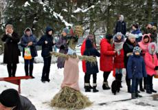У Пліщині весело провели зиму